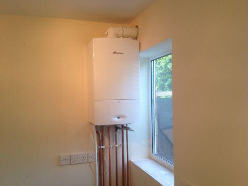 Worcester Bosch Combi Boiler Installation