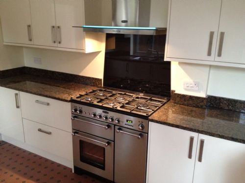 Range Cooker Installation